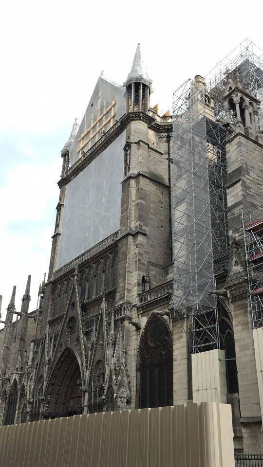 巴黎圣母院大火后续修复方案如何?权威第三方鉴定机构全程解码